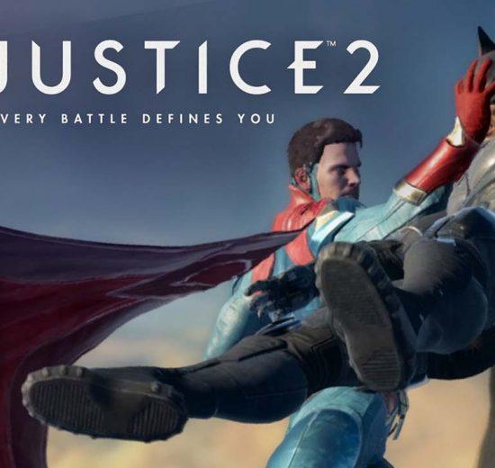 بازی Injustice 2