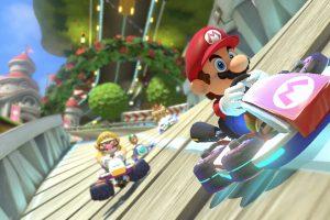 گیمپلی Mario Kart 8 Deluxe