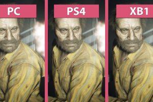 مقایسه گرافیکی Resident Evil 7