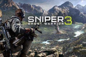 گیم پلی Sniper Ghost Warrior 3