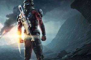 مبارزه Mass Effect Andromeda