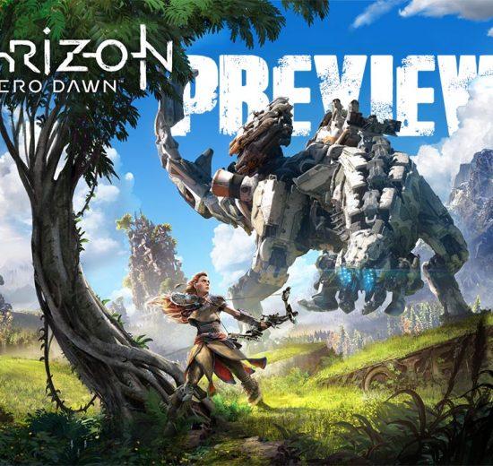 پیشنمایش Horizon Zero Dawn