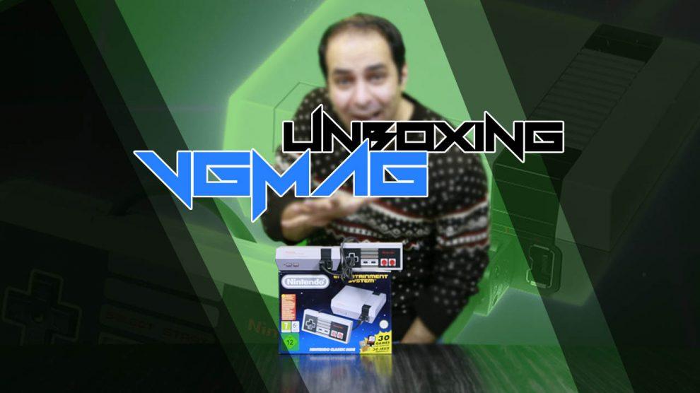 آنباسینگ Nintendo Classic Mini