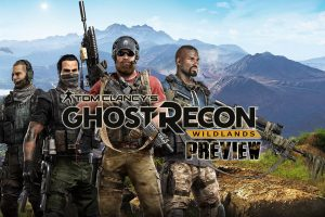 پیشنمایش Ghost Recon Wildlands