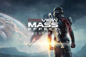 پیشنمایش Mass Effect Andromeda