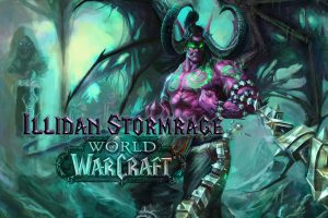 داستان Illidan Stormrage