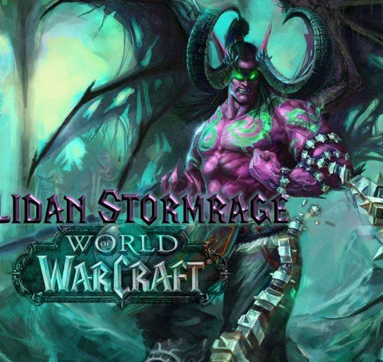 داستان Illidan Stormrage
