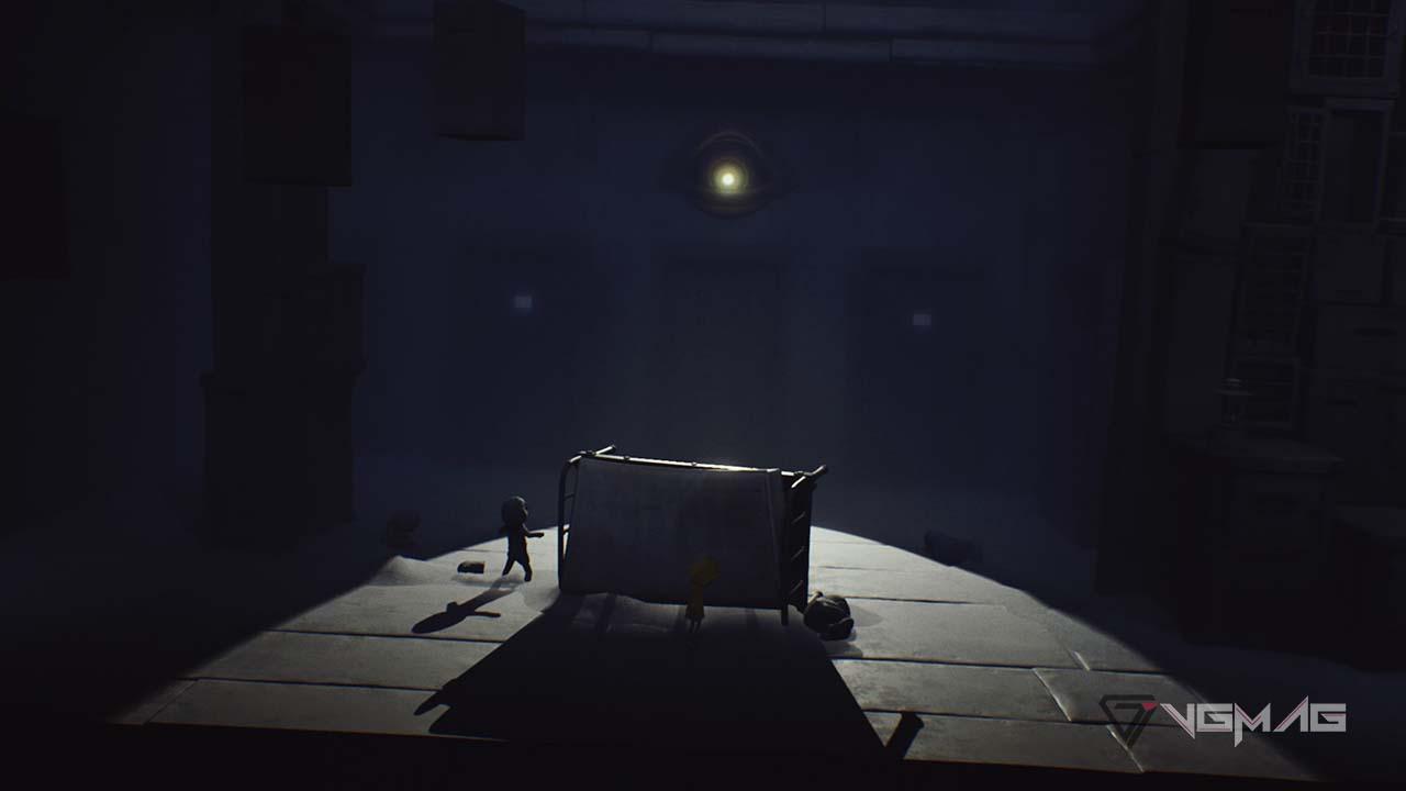 نقد و بررسی بازی Little Nightmares