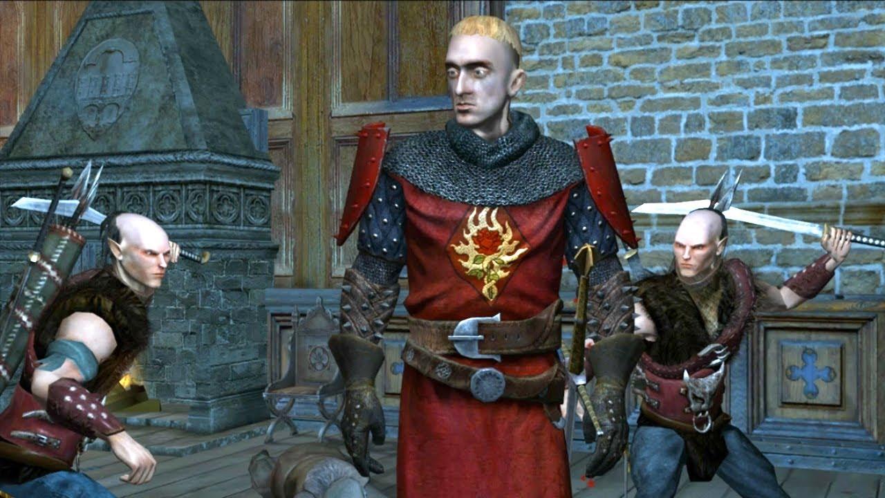 مروری بر داستان The Witcher