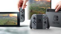 بهروزرسانی جدید Nintendo Switch منتشر شد