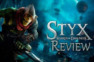 نقد و بررسی Styx Shards of Darkness