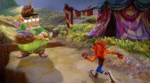 تماشا کنید: اولین نمایش Crash 3 در نسخه بازسازی Crash Bandicoot N. Sane Trilogy