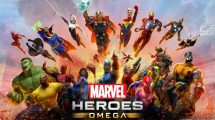 تماشا کنید: لانچ تریلر Marvel Heroes Omega