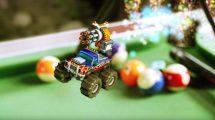 تماشا کنید: گیمپلی Micro Machines World Series به نمایش درآمد