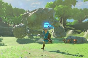 درجه سختی جدید Zelda Breath of the Wild جداگانه ذخیره میشود