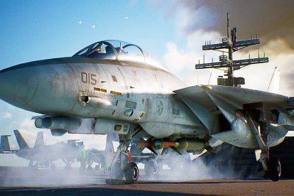 13 دقیقه از گیمپلی بازی Ace Combat 7 در E3 2017