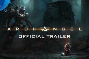 بازی Archangel برای PS VR معرفی شد - E3 2017