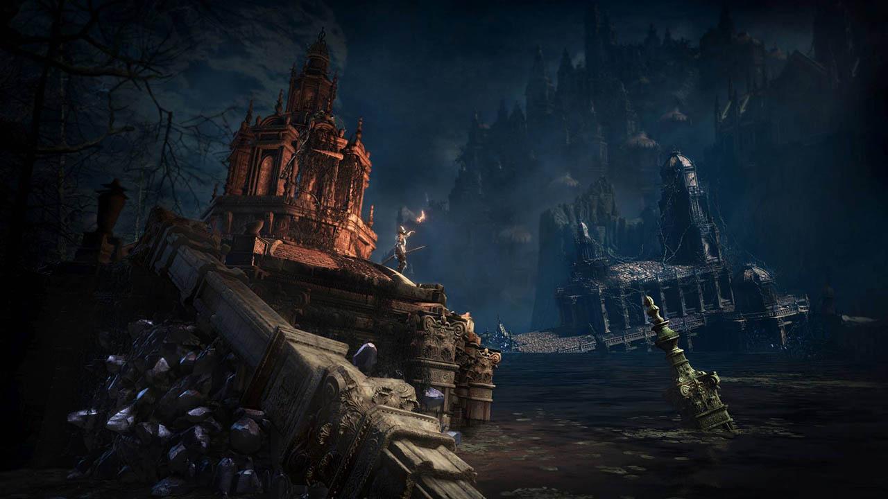 نقد و بررسی Dark Souls 3 The Ringed City