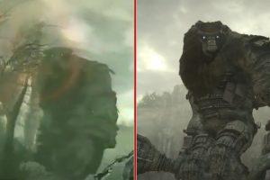 مقایسه گرافیکی Shadow of the Colossus سال 2005 با 2017