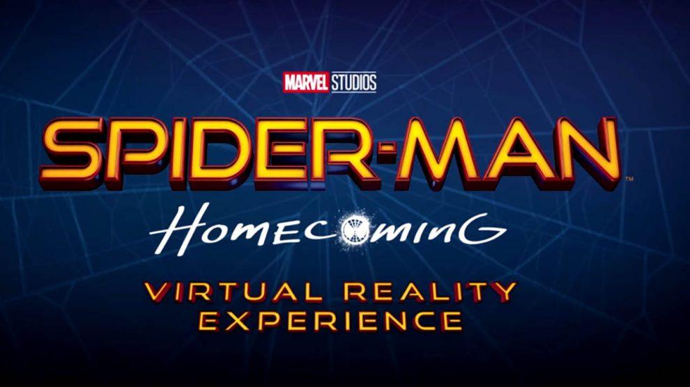 تريلر Spider-Man Homecoming VR