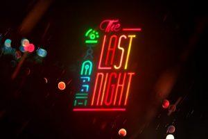 معرفی بازی The Last Night