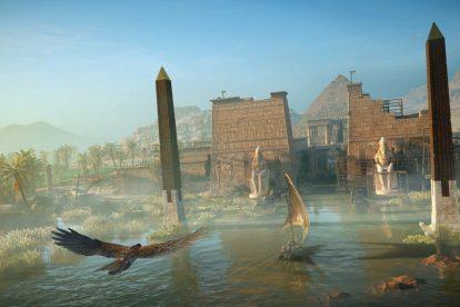 خبری از قسمت مالتیپلیر برای Assassin's Creed Origins نیست – E3 2017