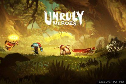 بازی پلتفرمر Unruly Heroes معرفی شد – E3 2017