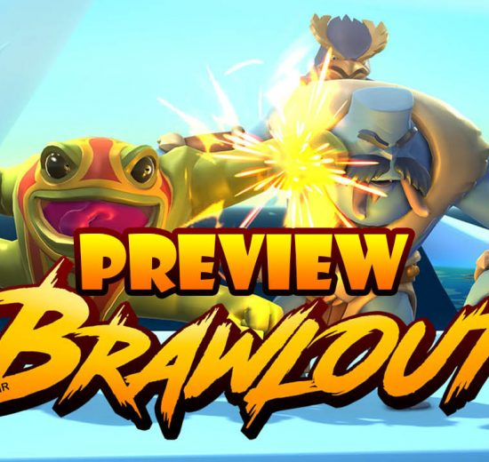 پیشنمایش Brawlout