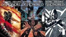 کتابهای مصور Wolfenstein ،The Evil Within و Dishonored معرفی شدند