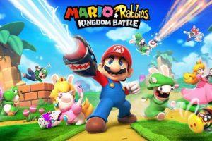 تماشا کنید: نمایش 22 دقیقهای از گیمپلی Mario + Rabbids Kingdom Battle در E3 2017