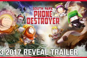 تماشا کنید: South Park Phone Destroyer برای گوشیهای هوشمند معرفی شد – E3 2017