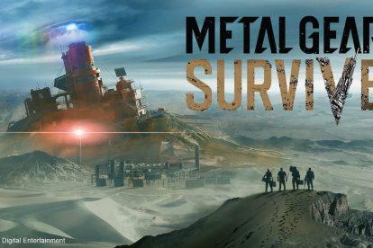 بازی Metal Gear Survive با تاخیر مواجه شد - E3 2017