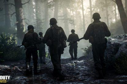 برنامهای برای عرضه Call of Duty WW2 روی Nintendo Switch وجود ندارد