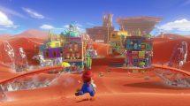 تصاویر جدید از Super Mario Odyssey منتشر شد