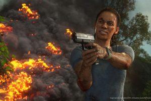 تماشا کنید: نمایش کامل گیمپلی Uncharted The Lost Legacy