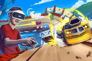 تاریخ عرضه Tiny Trax برای Playstation VR اعلام شد