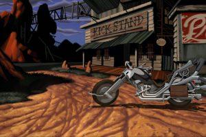 بازی Full Throttle Remastered برای iOS عرضه شد