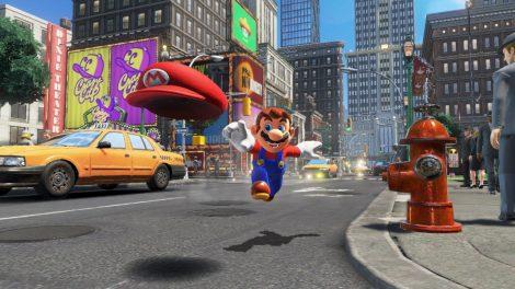 تماشا کنید: 10 دقیقه از گیمپلی Super Mario Odyssey منتشر شد