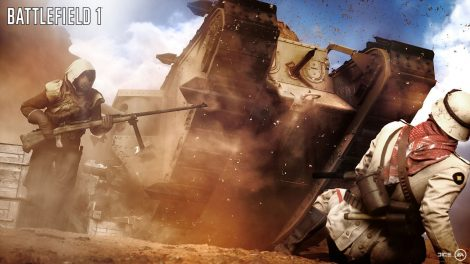 امکان تجربه محدود نقشههای جدید Battlefield 1 با بروزرسانی جدید