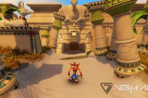 نقد و بررسی Crash Bandicoot N.Sane Trilogy
