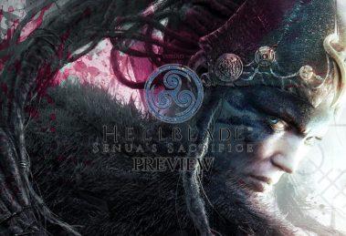 پیش نمایش Hellblade: Senua's Sacrifice