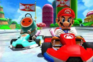 تماشا کنید: تریلر واقعیت مجازی Mario Kart Arcade GP VR