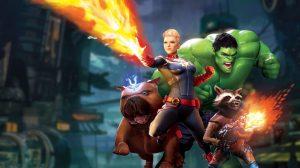 تماشا کنید: Marvel Power United VR در D23 Expo به نمایش درآمد