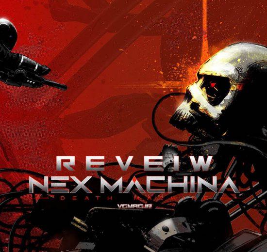 نقد و بررسی Nex Machina