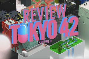 نقد و بررسی Tokyo 42