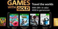 لیست نهایی بازیهای رایگان ماه آگوست Xbox Live Gold به صورت رسمی اعلام شد