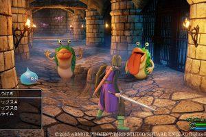 نسخه غربی Dragon Quest 11 Echoes of an Elusive اعلام شد
