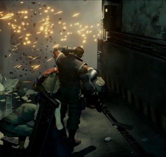 طراحی برخی از بخشهای Final Fantasy 7 Remake از Kingdom Hearts 3 جلوتر است