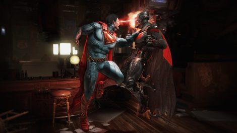 شخصیت Starfire برای Injustice 2 معرفی شد
