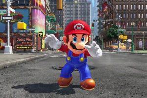 تماشا کنید: ده دقیقه از گیمپلی Super Mario Odyssey در New Donk City